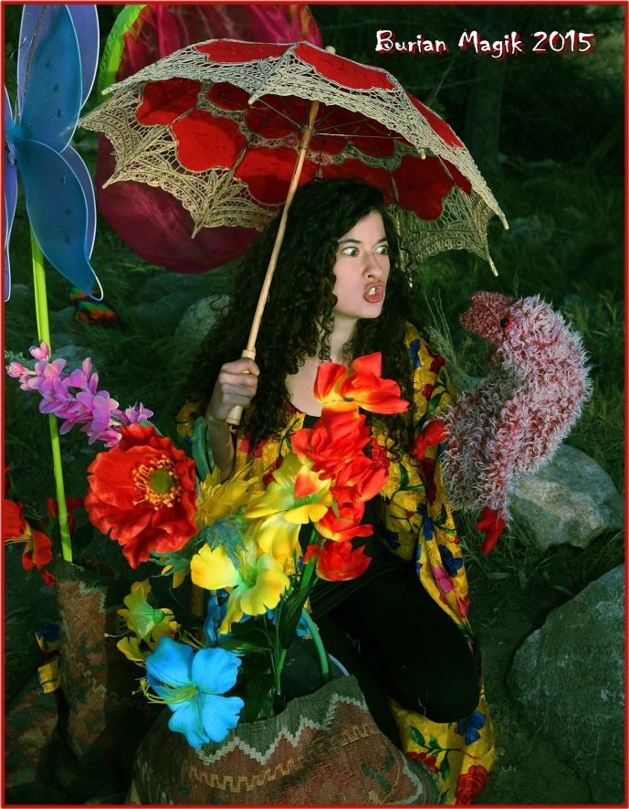 Delilah Crabgrass Puppet Show